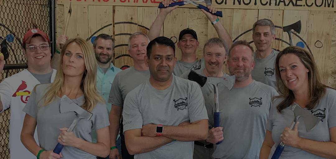 st. louis axe throwing family fun