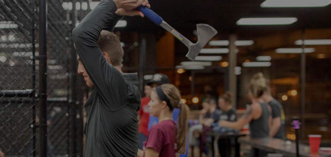 st. louis axe throwing profile of master axe thrower