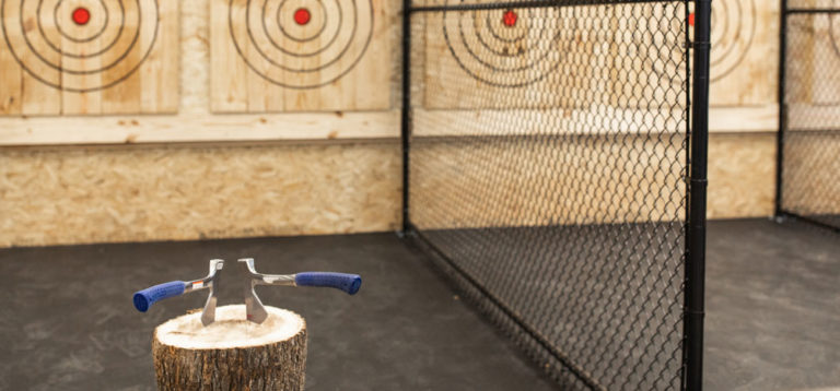 The Humble Beginnings of Axe Throwing – From Canada to Chicago to Downtown St. Louis Featured Image
