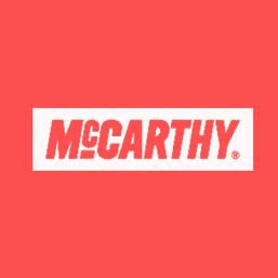 Logo of MCCARTHY