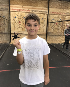 Axe Throwing for All Ages at Top Notch Axe Throwing