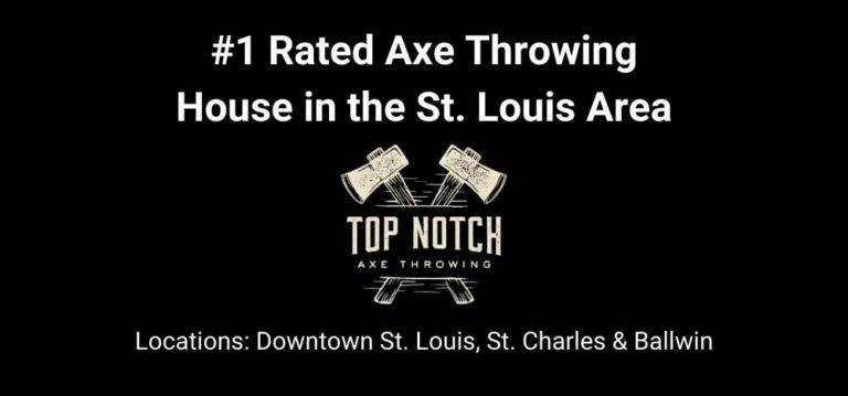 Looking for Axe Throwing Near Me in the St. Louis Area? Featured Image