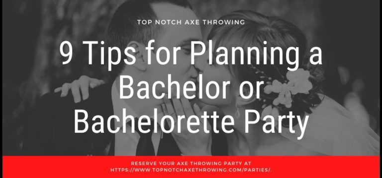9 Tips for Planning a Bachelor or Bachelorette Party Featured Image