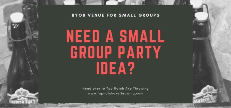Small Group Party Ideas Featured Image