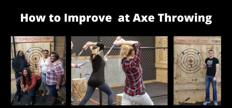 How to Improve at Axe Throwing Featured Image