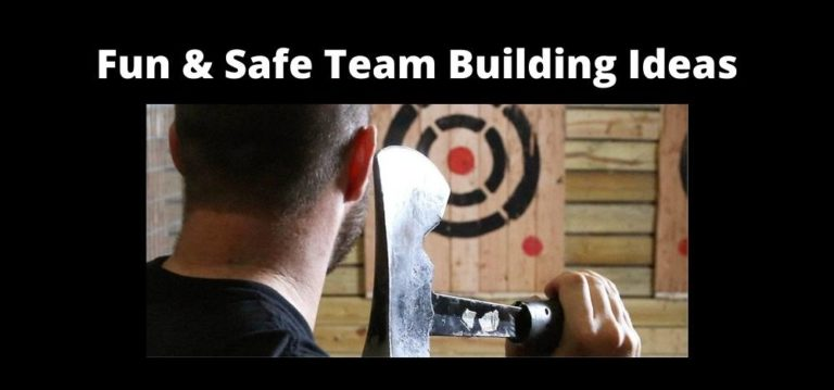 Fun & Safe Team Building Ideas Featured Image