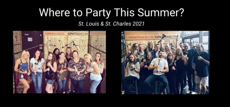 Where to Party This Summer (St. Louis Area Edition) Featured Image