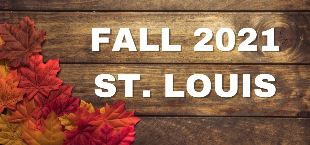 Fall 2021 activities in st louis image